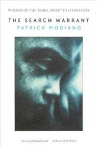 Patrick Modiano: The Search Warrant